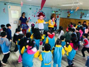 Escuela de Lenguaje Fantasía